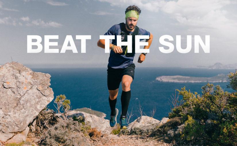 Asics Beat the Sun run around the Mt Blanc