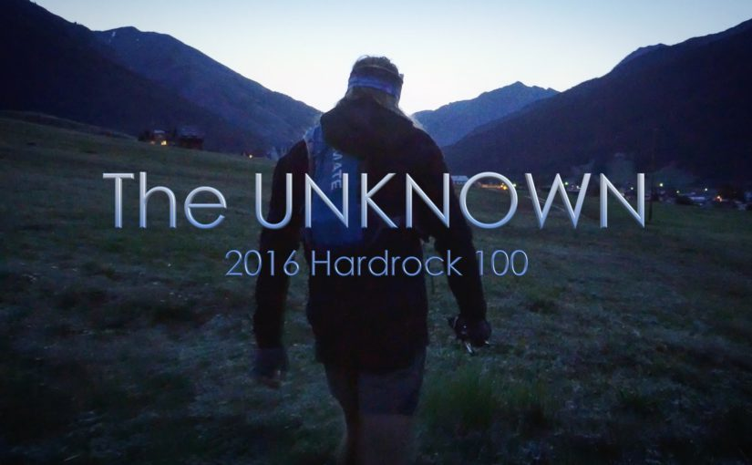 The Unknown - Timothy Olson on the Hardrock 2014