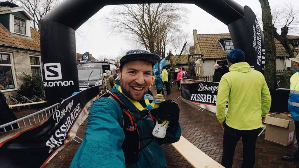 Finished the 60km vuurtorentrail