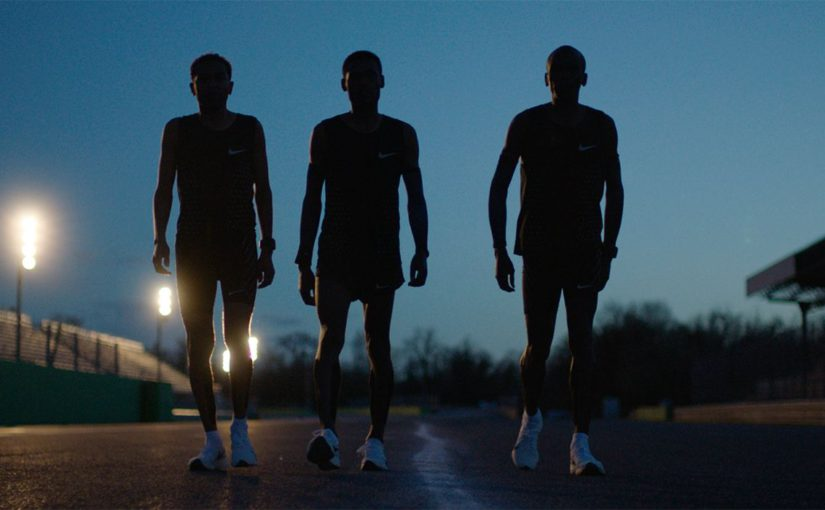 Nike is trying to run a sub 2 road marathon