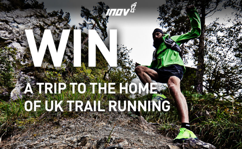 Win a week of trailrunning in the Lake-District with INOV-8